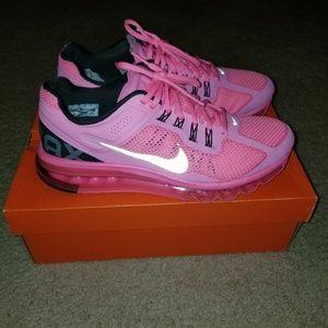 Women's Air Max + 2013 sneakers